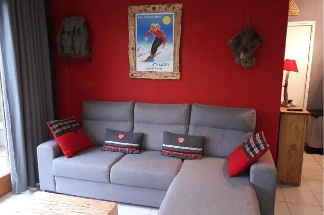 Appartement Armoises 10 Châtel France
