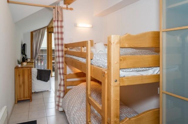 Appartement Armoises 8 Châtel Chambre