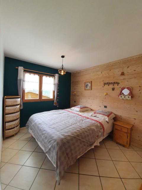 Appartement BOULE DE NEIGE chambre Châtel Haute-Savoie