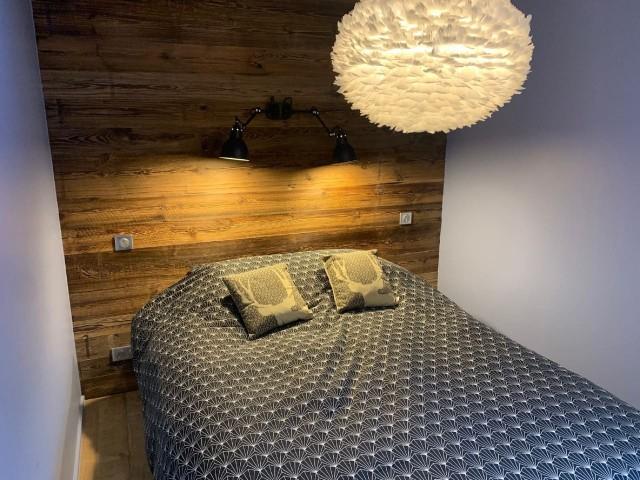 Appartement Chalet Cosy Mountain chambre Châtel Montagne