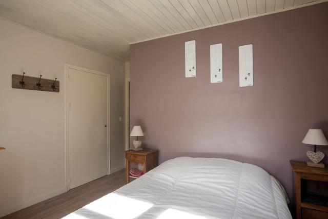 Appartement Chalet des 4 Saisons chambre double Châtel