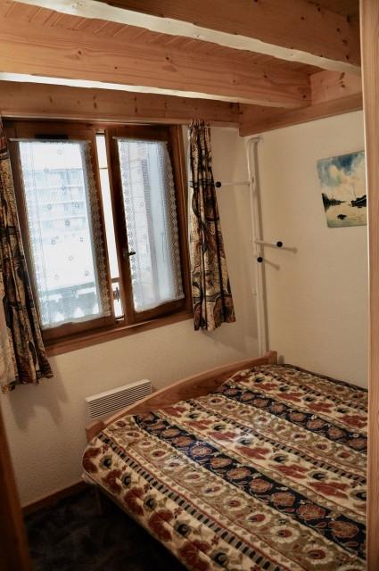 Appartement Chalet du Perthuis 15D Chambre Châtel 2