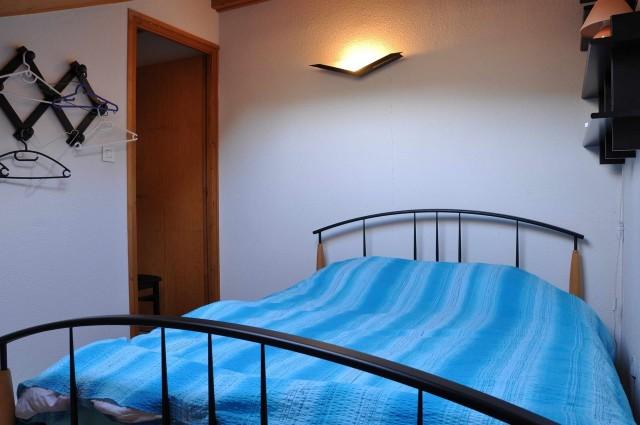 Appartement Chalet du Perthuis 15D Chambre Châtel