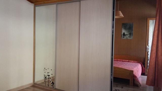 Appartement Choucas Blanc Chamois Chambre Châtel 3