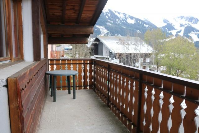 Appartement Choucas Blanc Marmotte Balcon Châtel