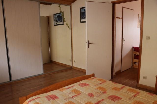 Appartement Choucas Blanc Marmotte Chambre Châtel 3