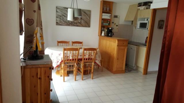 Appartement Christina 20 Séjour Châtel