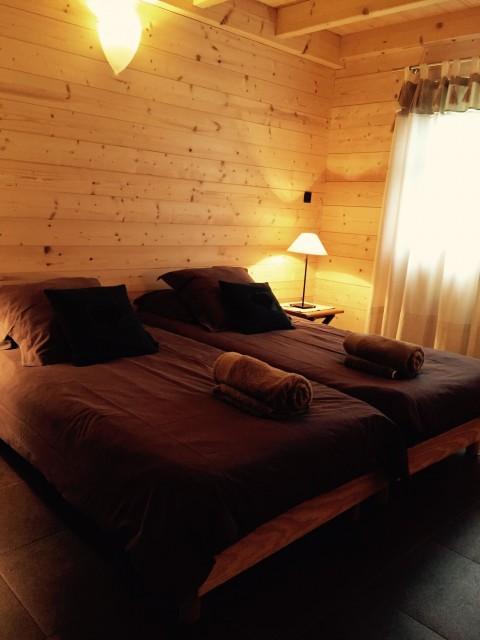 Appartement dans Chalet Ferme Marie Blanche Chambre Châtel 2
