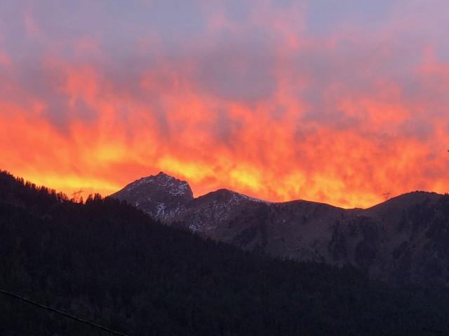 Appartement dans Chalet Ferme Marie Blanche Vue Châtel Montagne Haute-Savoie