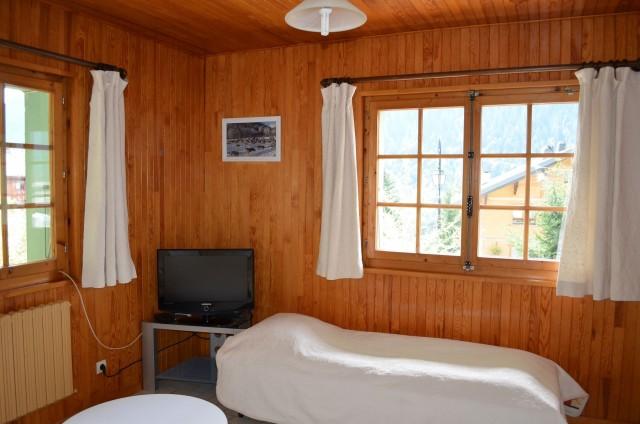 Appartement dans Chalet Grepillat Salon Châtel 3