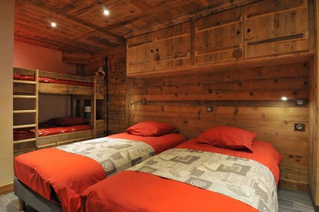 Appartement dans Chalet Imelda, Chambre  Châtel Montagne