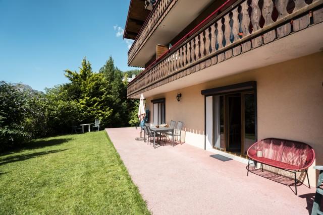 Appartement dans Chalet L'Igloo 3 Terrasse Châtel 2