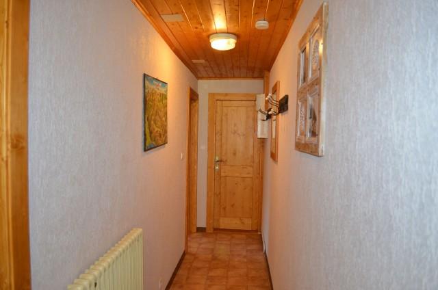 Appartement dans chalet la Ferme, Couloir, Châtel