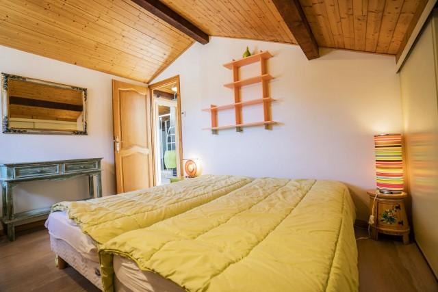 Appartement dans Chalet La Galettiere Chambre Châtel