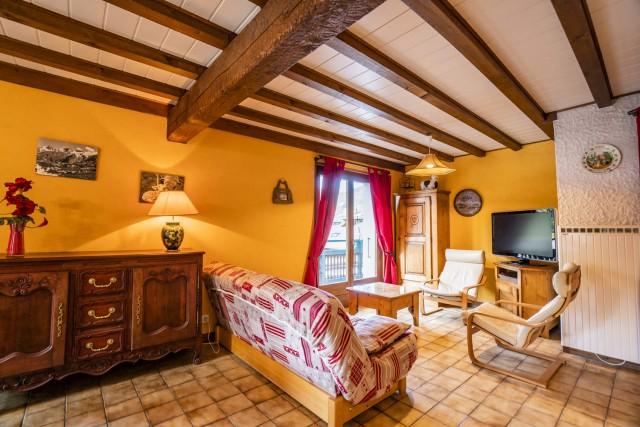 Appartement dans Chalet La Galettiere Salon Châtel