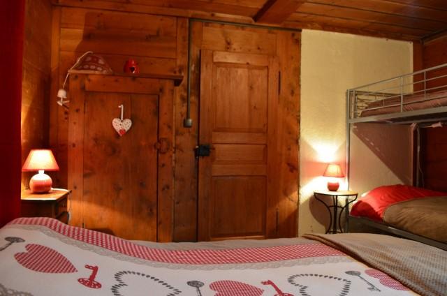 Appartement dans Chalet La Louise Chambre Châtel 2