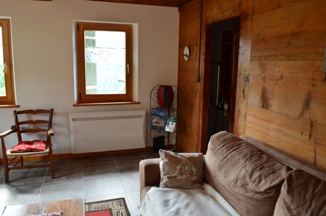 Appartement dans Chalet La Louise Salon Châtel France