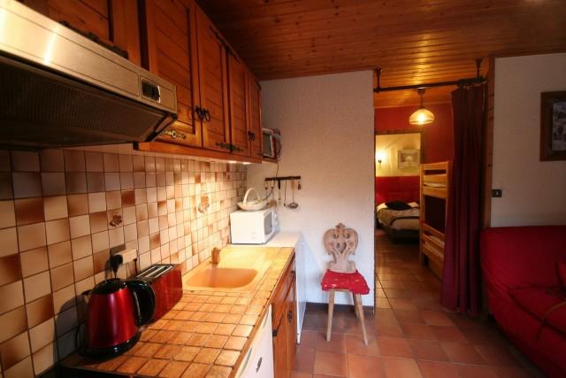 Appartement dans chalet la minaudière, Séjour, Châtel Haute Savoie