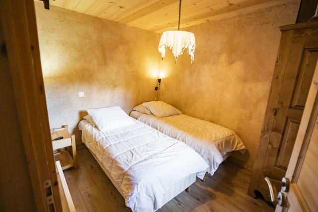 Appartement dans Chalet La Puce Chambre Châtel  Village