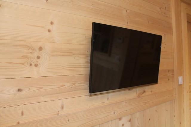 Appartement dans chalet le bois joli été TV Châtel