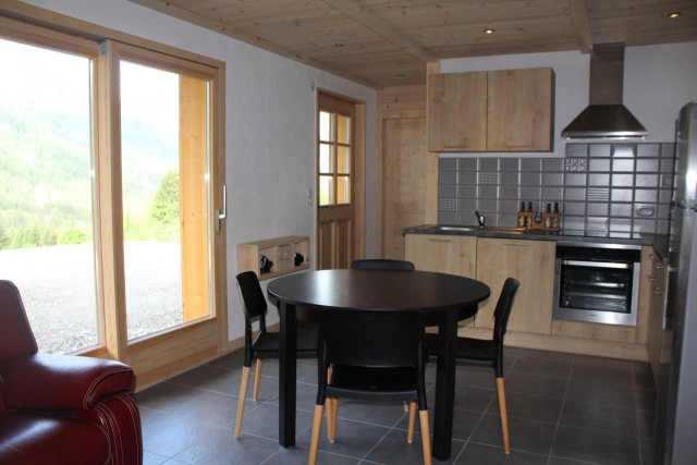 Appartement dans chalet le bois joli séjour Châtel Haute Savoie