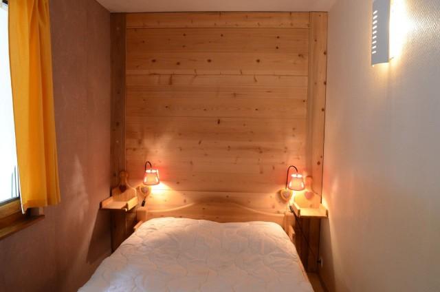 Appartement dans Chalet Le Rocher Savoyard Chambre Châtel