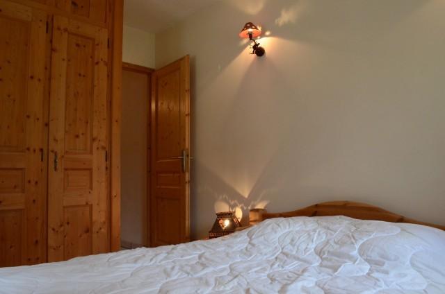 Appartement dans Chalet Le Rocher Savoyard Chambre Châtel Haute-Savoie