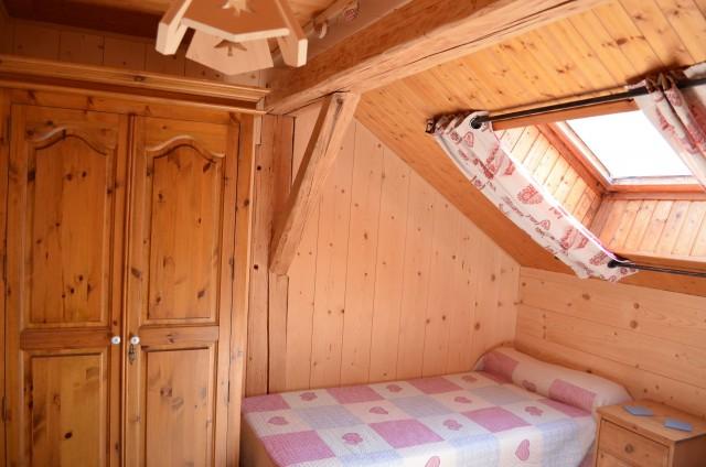 Appartement dans Chalet Les Pivottes 2 Chambre Châtel 2