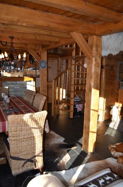 Appartement dans Chalet Sandettie Salle à Manger Châtel 2