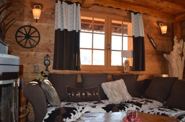 Appartement dans Chalet Sandettie Salon Châtel 2