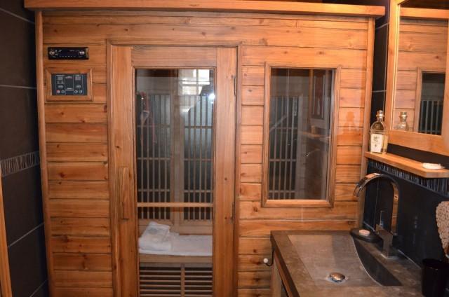 Appartement dans Chalet Sandettie Sauna Châtel