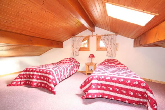 Appartement Echo des Montagnes 5 Chambre Châtel  Montagne
