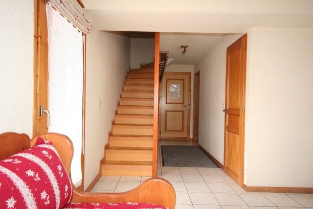 Appartement Echo des Montagnes 5 Couloir Châtel