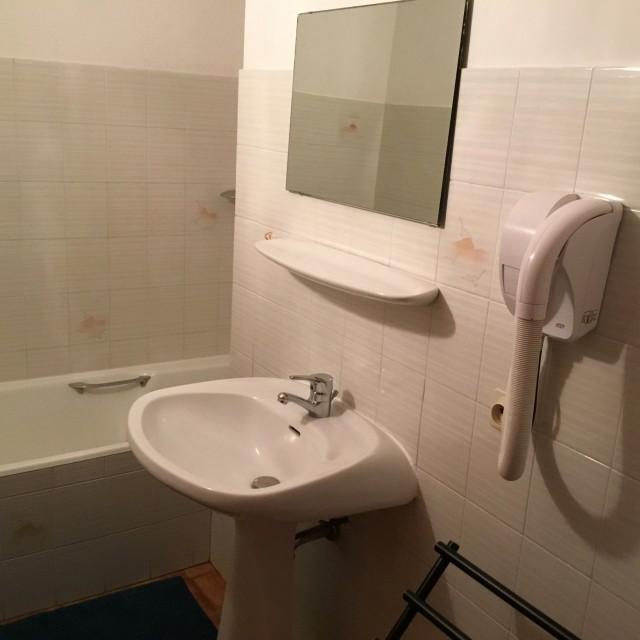 Appartement Fleurs des Champs 1 Salle de bain Châtel