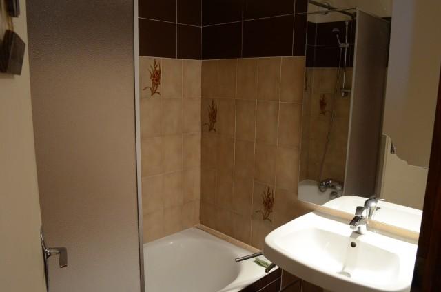 Appartement Hameau des Quatre Saisons Salle de bain  Châtel