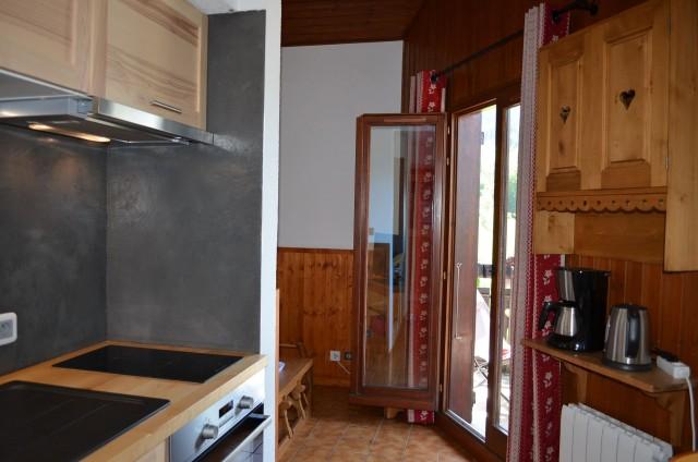 Appartement l'Alpage 11E Cuisine Châtel