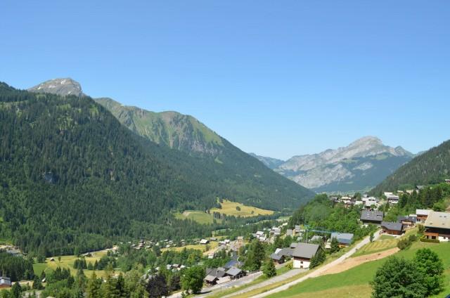 Appartement l'Alpage 11E Vue Vallée Châtel