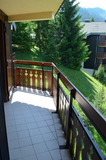 Appartement l'Alpage 8A Balcon Châtel