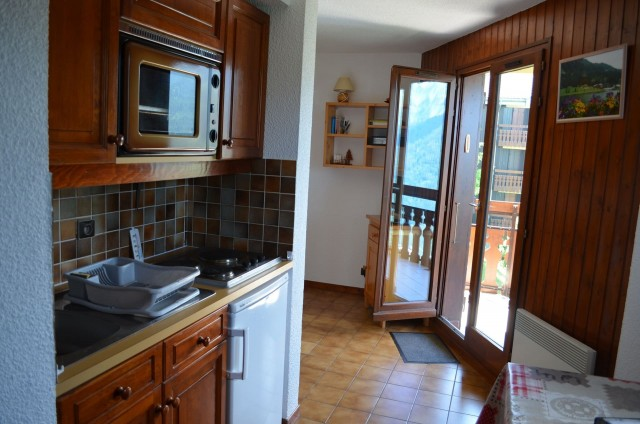 Appartement l'Alpage 8A Cuisine Châtel