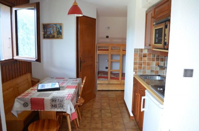 Appartement l'Alpage 8A Cuisine Châtel 74