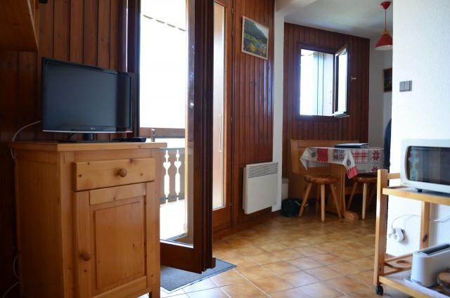Appartement l'Alpage 8A Séjour Châtel