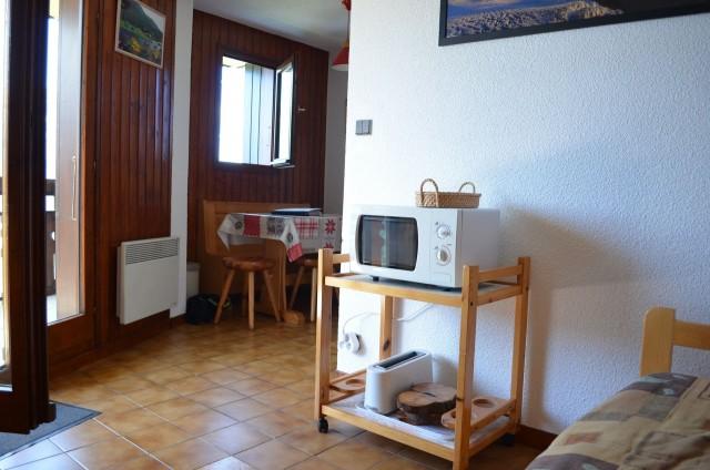 Appartement l'Alpage 8A Séjour Châtel 74