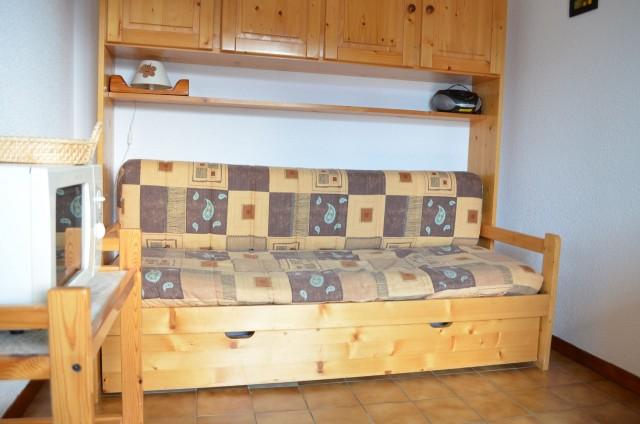 Appartement l'Alpage 8A Séjour Châtel Montagne