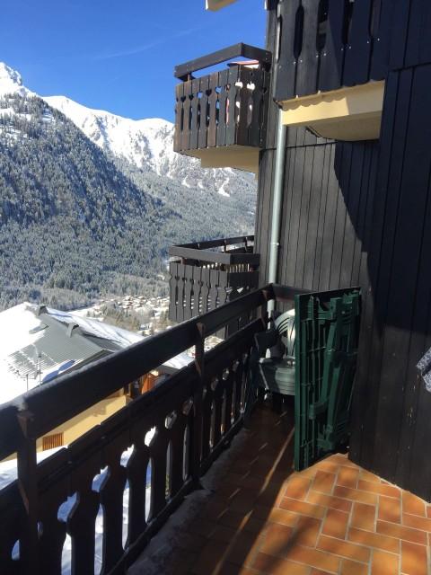Appartement l'Alpage 9D Balcon Châtel