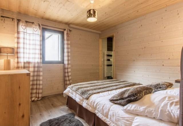 Appartement la Belette Chambre Châtel Haute Savoie