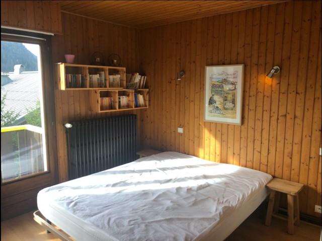 Appartement La Chouta 4  Châtel chambre double