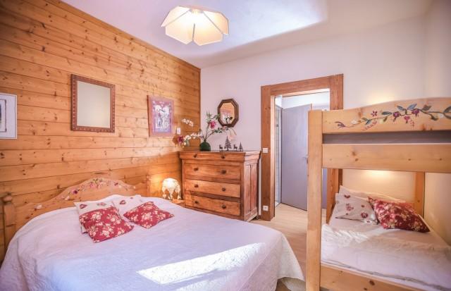 Appartement La Couqueille Chambre Châtel Domaine skiable