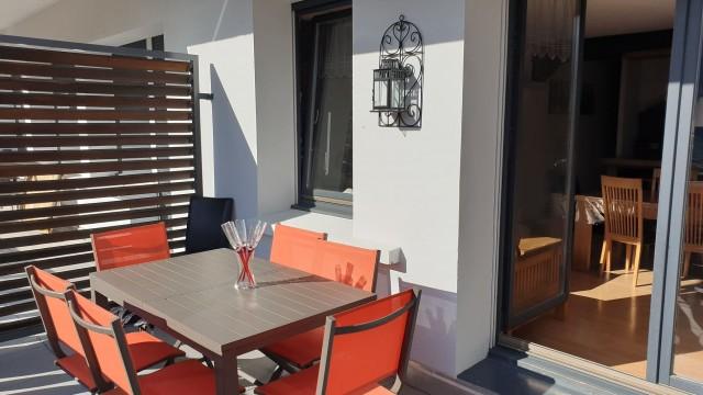 Appartement le morclan 14 balcon Châtel