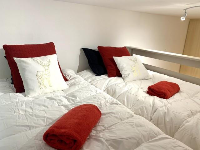 Appartement le morclan 14  chambre 4 personnes Châtel
