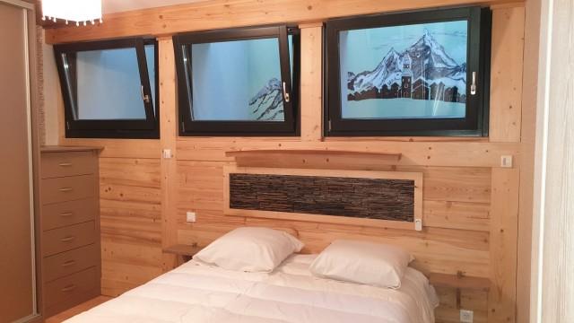 Appartement le morclan 14 chambre double Châtel Haute Savoie